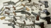 Illegal arms factory busted in Bengal's Agarpara