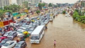 Few hours of rain leaves Gurugram, Delhi crippled