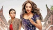 Sonakshi Sinha in Happy Phirr Bhag Jayegi.