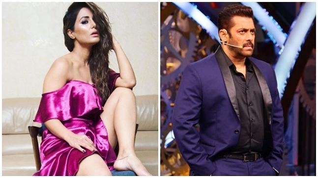 Hina Khan Refused To Appear On Salman Khan S Dus Ka Dum Here S Why