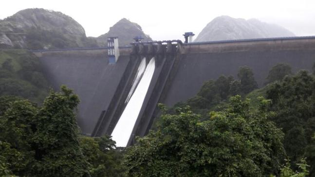 Kerala rains: Video of Idukki Dam gates being opened
