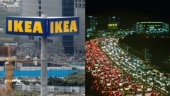 The opening of the first Ikea store in India on August 9 saw Hyderabad coming to a standstill