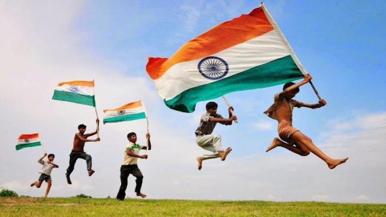 Independence Day 2018 6 Times The Indian National Flag Was Modified Education Today News