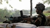 Security forces destroy 2 terrorist hideouts in Kashmir, aides taken for questioning
