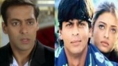 Salman and not SRK was first choice to play Aishwarya's brother in Josh