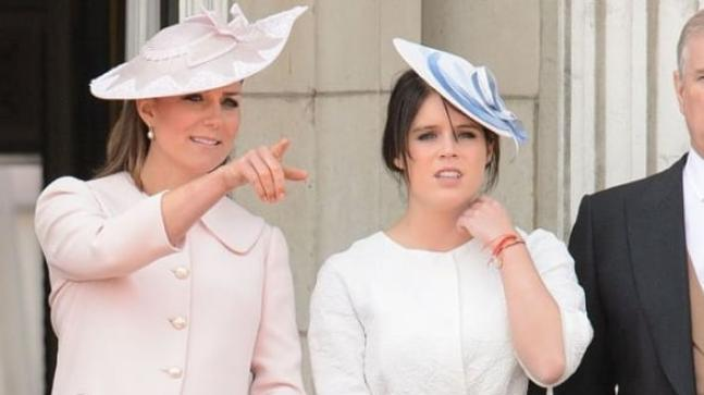 Kate Middleton may miss Princess Eugenie's wedding for this reason