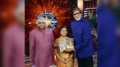 KBC 10: Amitabh Bachchan shoots with social activist Prakash Amte and his wife for a special episode
