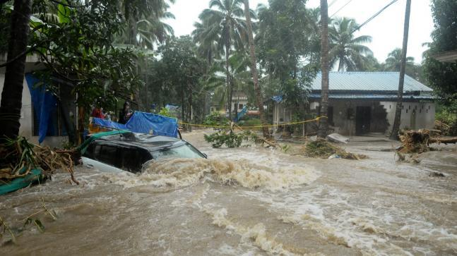 Crisis in Kerala as state reels under Monsoon's fury