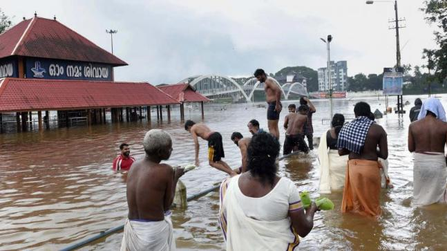 Several recruitment exams have been postponed and changed for Kerala candidates, with the heavy floods in the state.