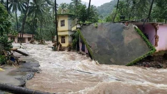 causes of natural disasters in points
