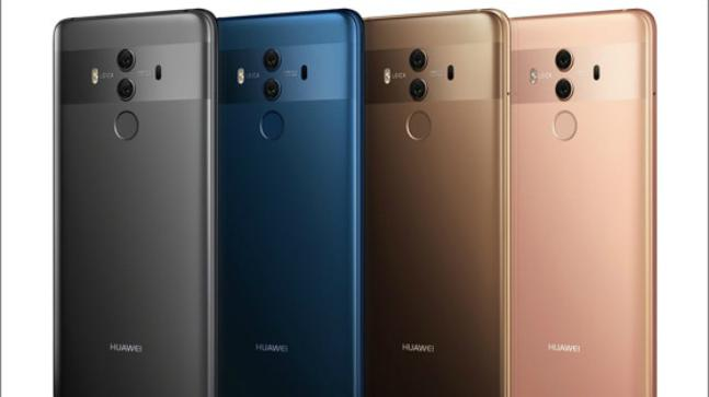 Huawei Mate 20 Pro with Triple Rear Cameras Leaked at IFA 2018