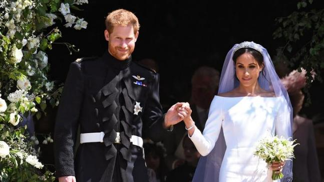 Meghan Markle has a special plan for her wedding gown. Details here ...