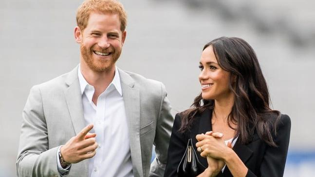 Prince Harry and Meghan Markle Photo: Instagram/atpinata