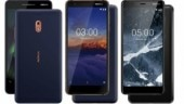 Nokia 2.1, Nokia 5.1 and 3GB Nokia 3.1 launched in India starting at Rs 6,999