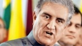 Pakistan foreign minister slips up on first day on the job