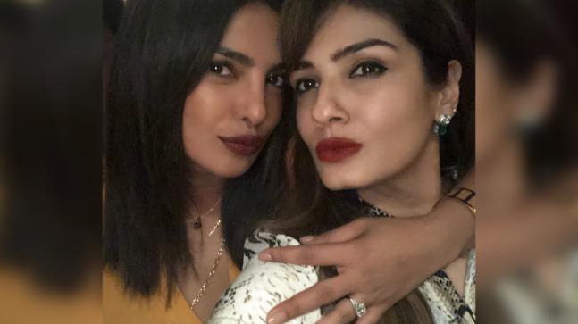 priyanka chopra flaunts engagement ring from nick jonas