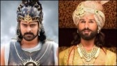 Prabhas rejected Padmaavat. Then Shahid Kapoor got the film