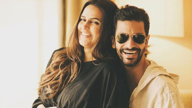 Neha Dhupia and Angad Bedi are expecting their first child, see photos