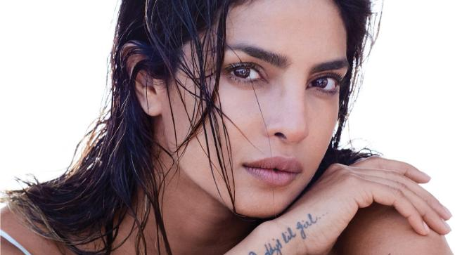 Priyanka Chopra finally flashes her engagement ring, and it's gorgeous