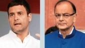 Arun Jaitley says Rahul Gandhi peddling untruth on Rafale deal, asks 15 questions