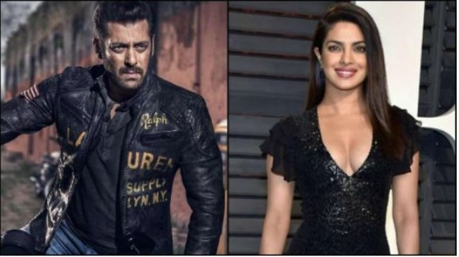 Salman Khan reacts to Priyanka Chopras last-minute exit from 'Bharat