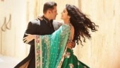 Salman Khan and Katrina Kaif in the first look of Bharat
