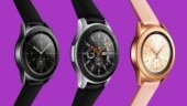 The Samsung Galaxy Watch wants to fix the single most frustrating thing about smartwatches