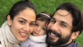 Mira Rajput reveals Shahid Kapoor will not choose second baby's name