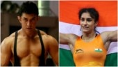 Aamir Khan wishes Vinesh Phogat for Asiad 2018 gold with Dangal dialogue