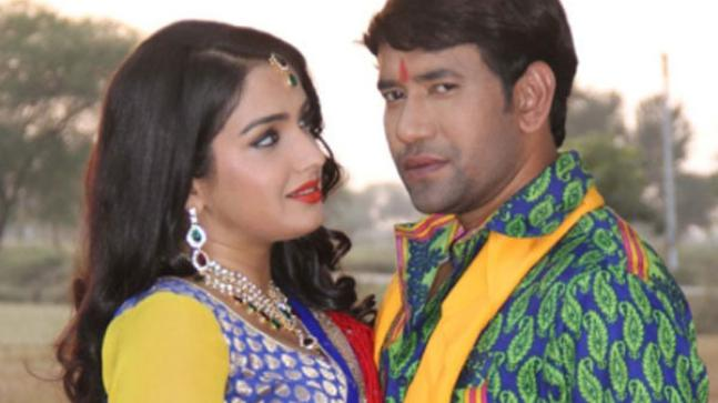 Bhojpuri cinema: Amrapali Dubey is in bridal finery in latest video