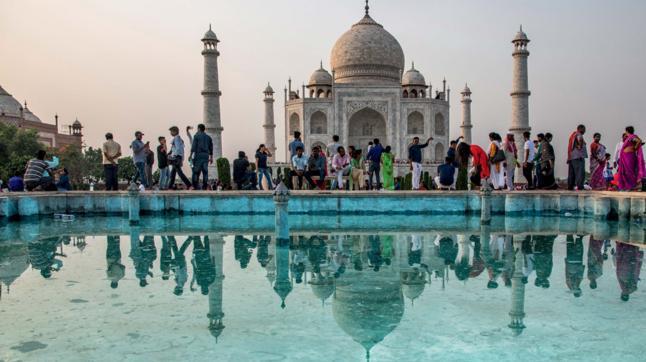 Save the Taj Mahal: The Kiss of Death