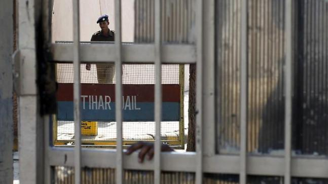 Tihar convict escapes