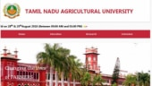 Tamil Nadu Agricultural University (TNAU) to set up Centre of Excellence in Bio-Tech to promote biotechnology research