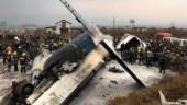 US-Bangla airplane crash