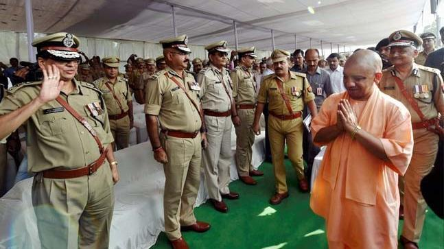 Number of people killed in police encounters climbed to over 60 under Yogi government.