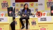 Mind Rocks 2018: Dutee Chand describes how hard 2014 was for her