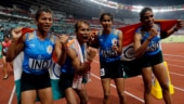Government felicitates Asian Games 2018 medal winners with cash awards