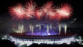 Asian Games 2018: Pop singers, fireworks highlight rain-soaked closing ceremony