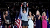 Naomi Osaka became the first Japanese player to clinch a Grand Slam singles title (Reuters Photo)