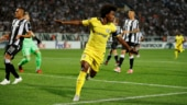 Europa League: Chelsea, Arsenal and AC Milan win, Marseille stunned