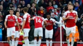 Arsenal registered their fourth straight win in the Premier League
