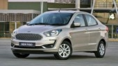 Ford Aspire facelift may launch next month, images leaked