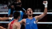Amit Panghal won gold in Men's Light Fly (49kg) at the Asian Games 2018