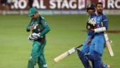 India beat Pakistan by 8 wickets to register their second successive win