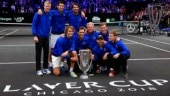 Team Europe beat Team World 13-8 to retain the Laver Cup on the third and final day (AP Photo)