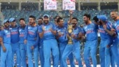 India lifted their seventh Asia Cup title