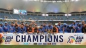 India beat Bangladesh by three wickets in the final to win the tournament