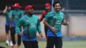 Afghanistan captain Asghar Afghan (right) said that his team has enough players with international experience