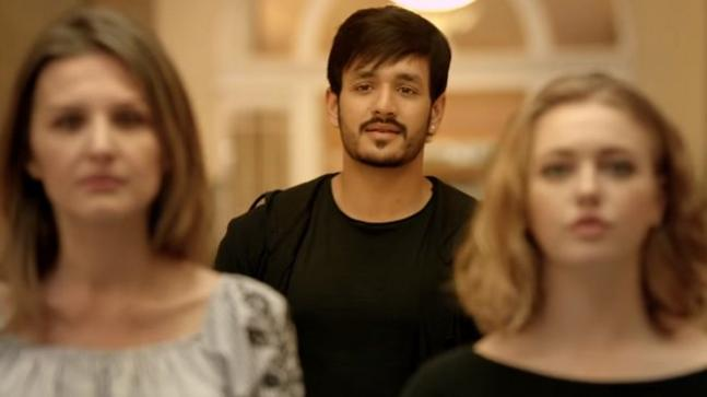 Mr Majnu First Look Akhil Akkineni At His Stylish Best Movies News