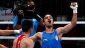 Amit Panghal is the only Indian boxer to have won the gold medal at Asian Games 2018. (AP Photo)
